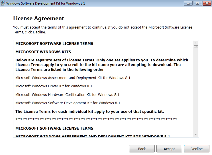 License Agreement for SDK